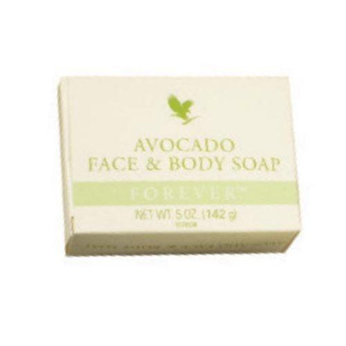 AVOCADO FACE AND BODY SOAP