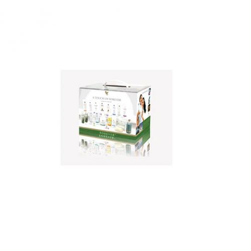 MINI TOUCH OF FOREVER PERSONAL CARE - ENGLISH
